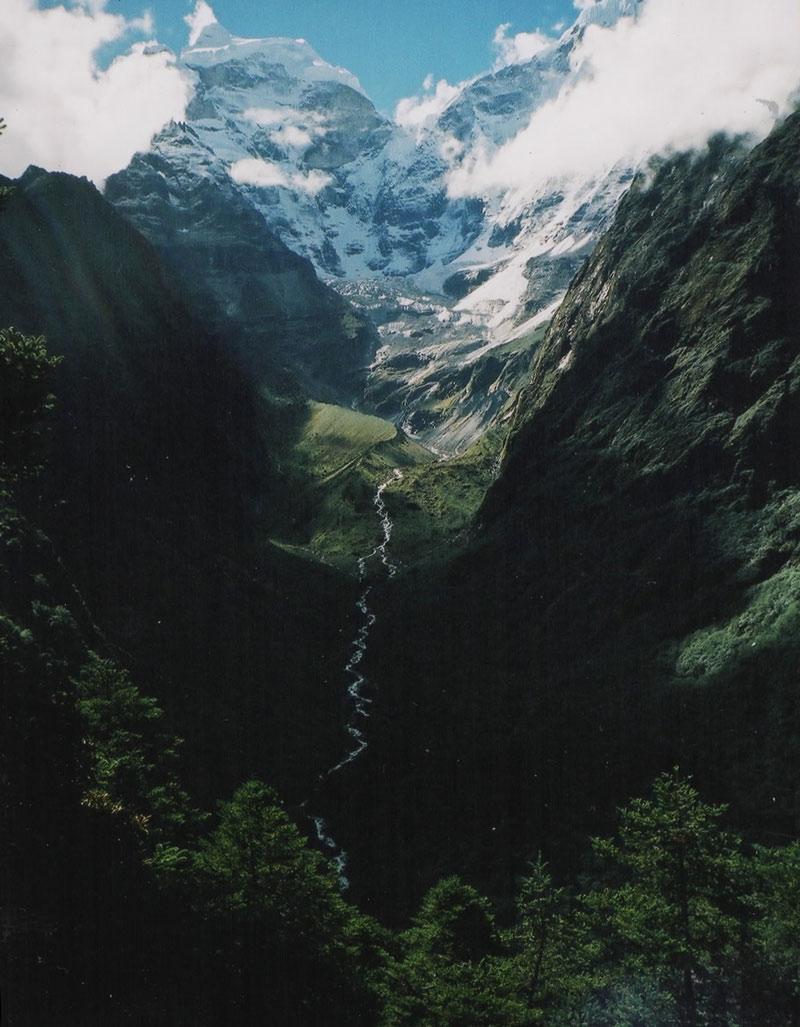 画像8: 村暮らし、まちあるき。 第17回 ネパール2004、旅の記憶をたどって|玉木美企子