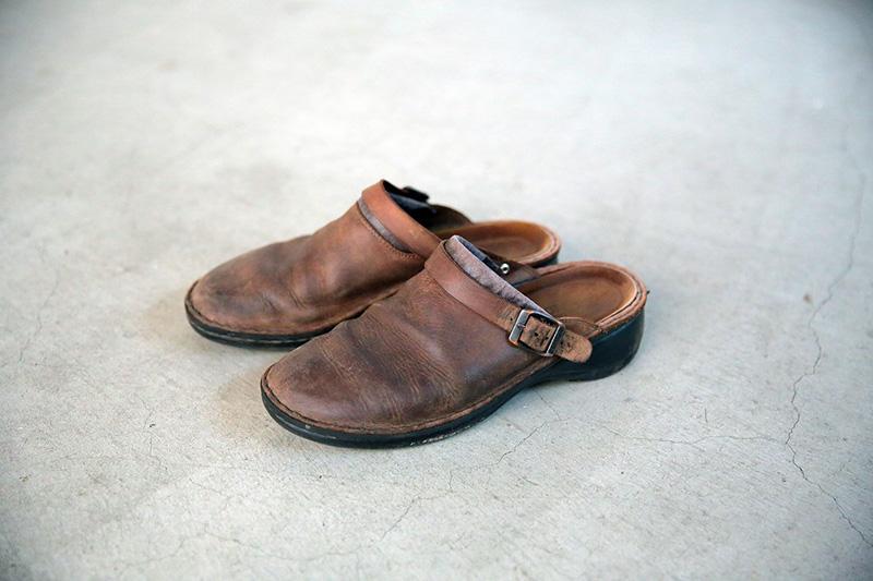 画像: 靴も店も、使われることで味わいを増していく
