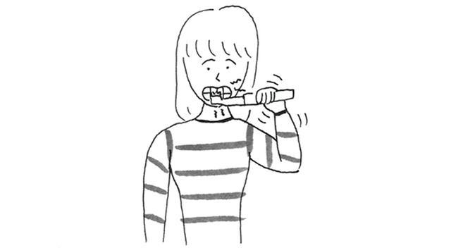 画像6: 電動歯ブラシを使う際のポイント