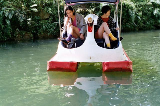 画像8: 「杉林溪(すぎばやしけい)」で、湖遊びと森林浴!