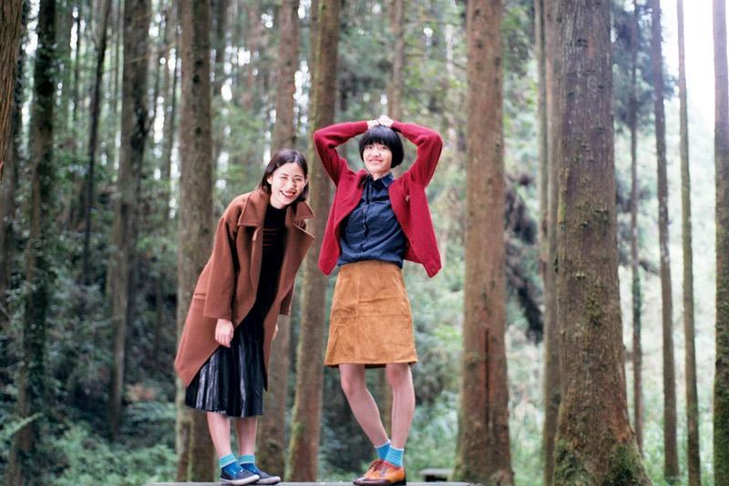 画像3: 「杉林溪(すぎばやしけい)」で、湖遊びと森林浴!