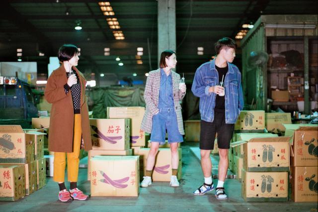 画像1: 西螺にある「果菜市場」