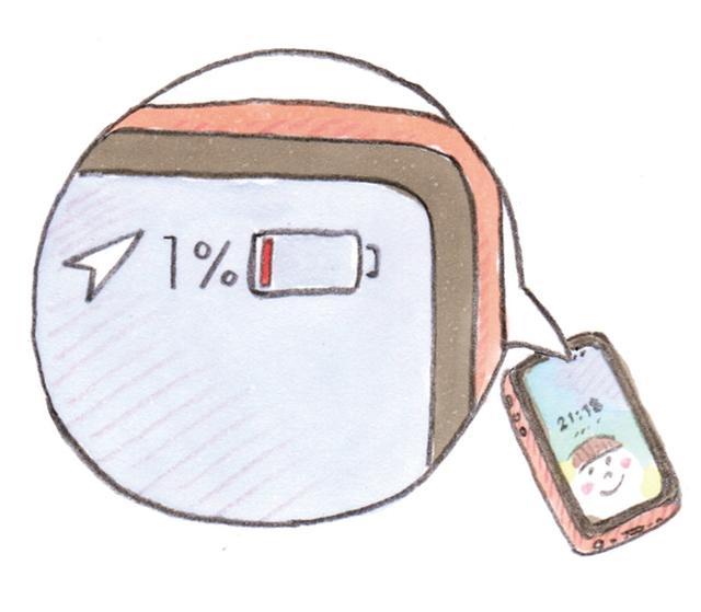 画像: CASE 3 スマートフォンの充電がなくなった!