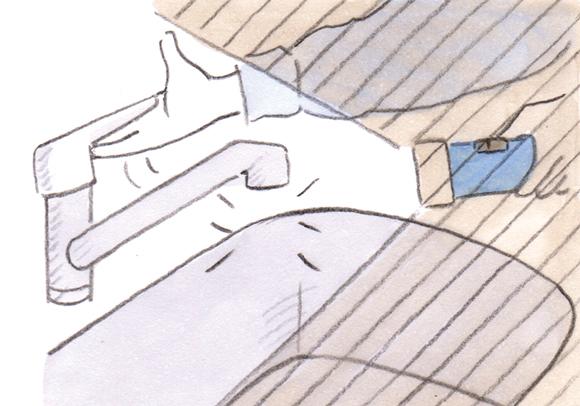 画像: CASE 4 マンションでは、停電と断水が一度に起こる