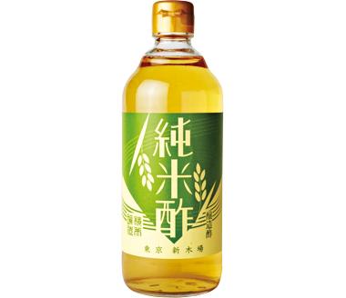 画像: 純米酢
