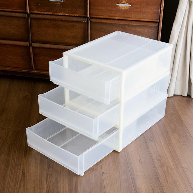 画像: 4 収納ケースが空になってスッキリ