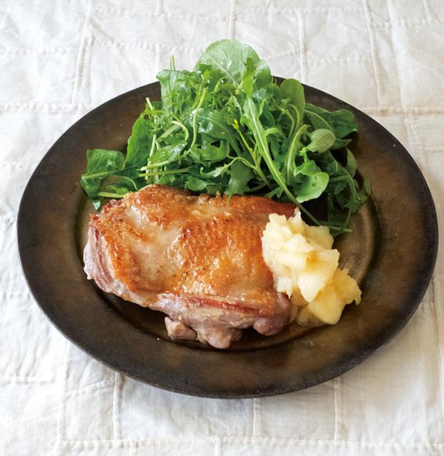 画像: 巻頭料理 李 映林さん 秋から冬の仕込みもの