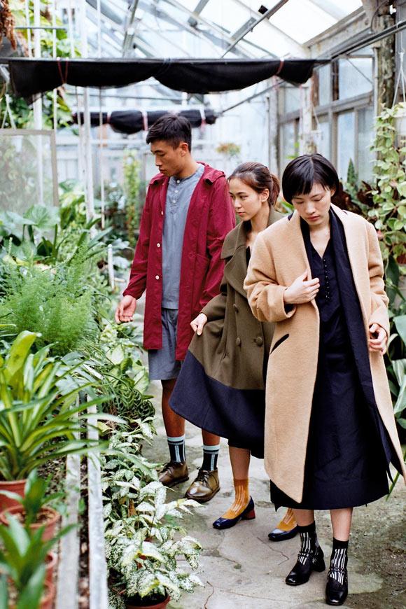 画像2: 台湾らしい植物でいっぱいの「温室」