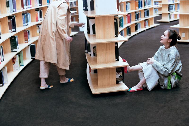 画像1: 伊東豊雄さんの設計「辜振甫先生紀念図書館」