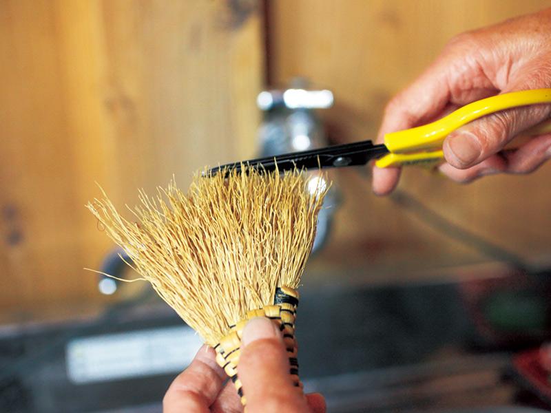 画像3: 毛先のお手入れ法