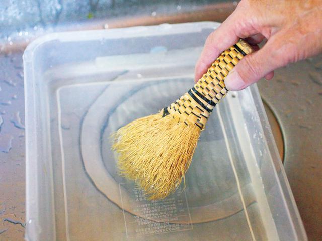 画像1: 毛先のお手入れ法