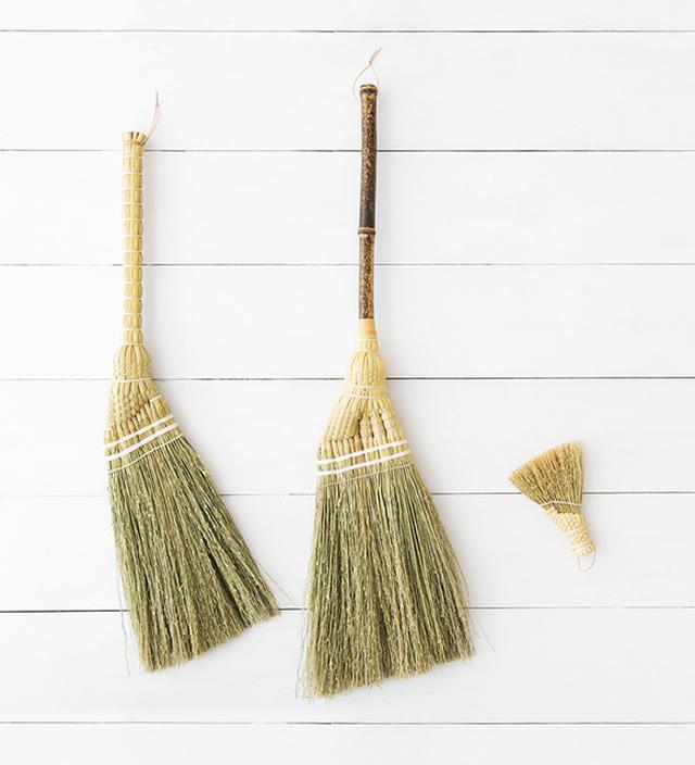画像1: 蘇った中津箒(なかつほうき)|途絶えた伝統の手仕事に新しい息吹を