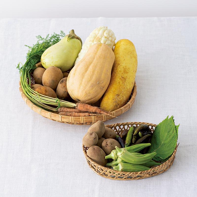 画像: 料理研究家・奥津典子さんおすすめの野菜セット