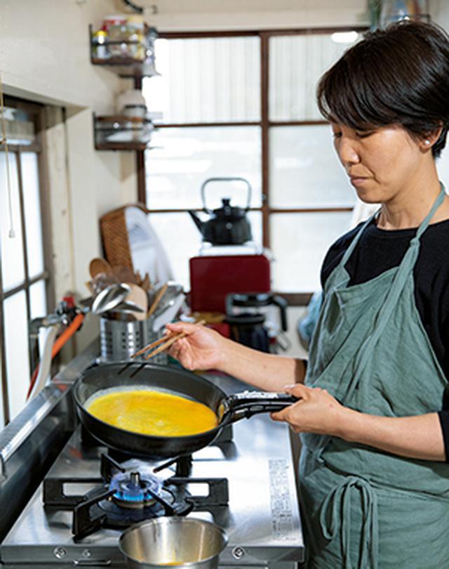 画像: タサンさんの台所時間「ふだんの段取り」