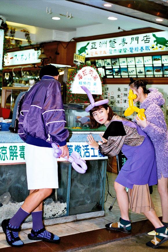 画像2: ヘビとスッポンが有名な夜市「華西街(ホワシージエ)」