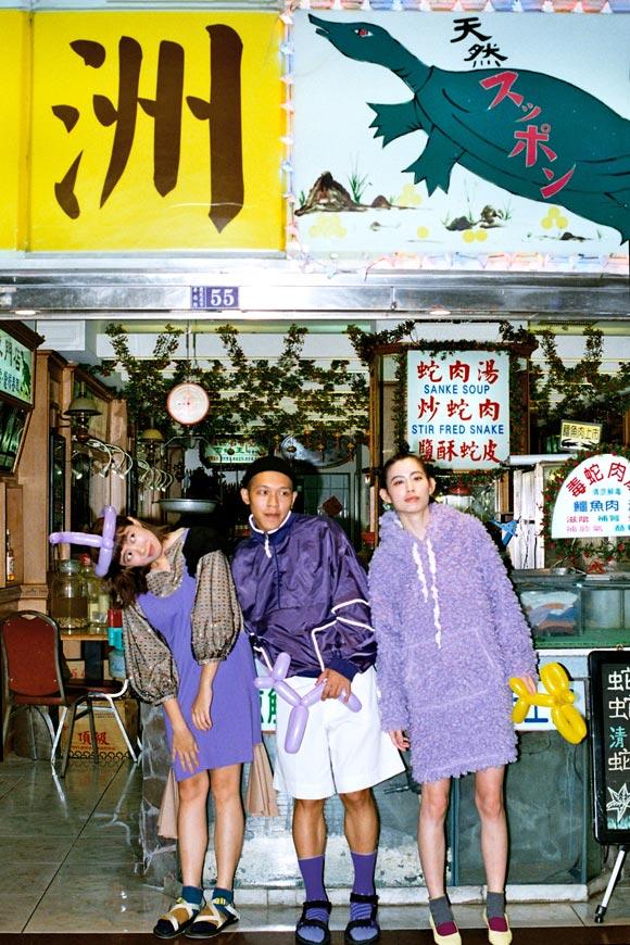 画像1: ヘビとスッポンが有名な夜市「華西街(ホワシージエ)」