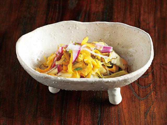 画像: 白菜の時(とき)漬けのつくり方