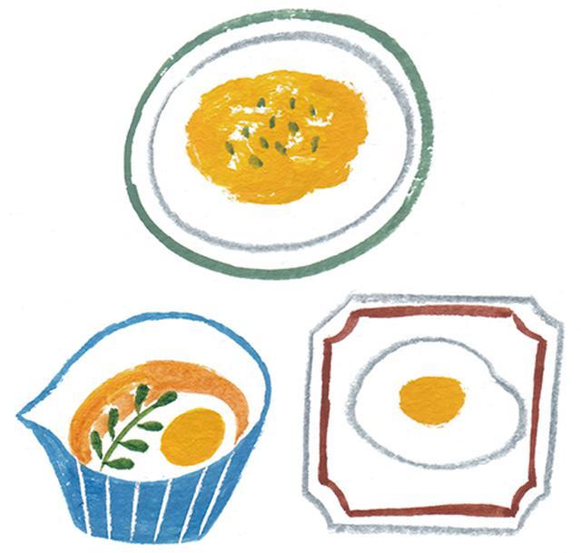 画像: 朝食の定番・卵は、いろんな調理法で楽しむ