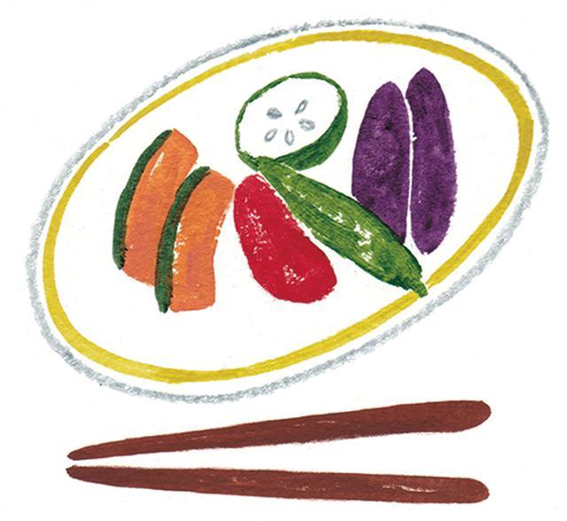 画像: 野菜を食べさせたいときは調理法をひと工夫