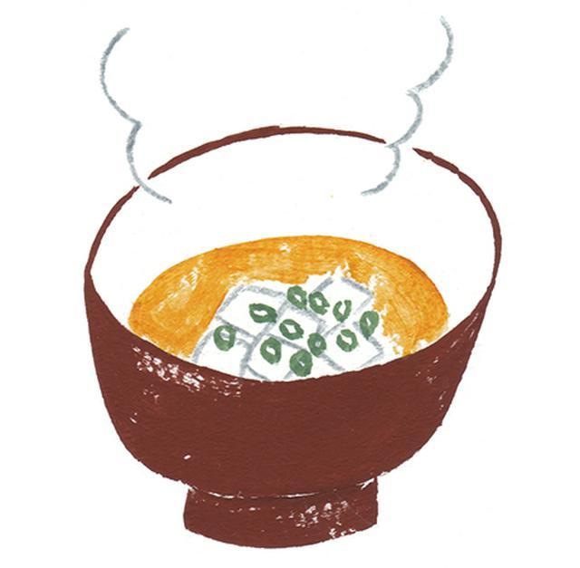 画像: 夕食の過不足のバランスをとる