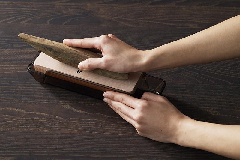 画像4: 鰹ぶしの手削りが習慣づく、使い勝手抜群の「鰹ぶし削り器」