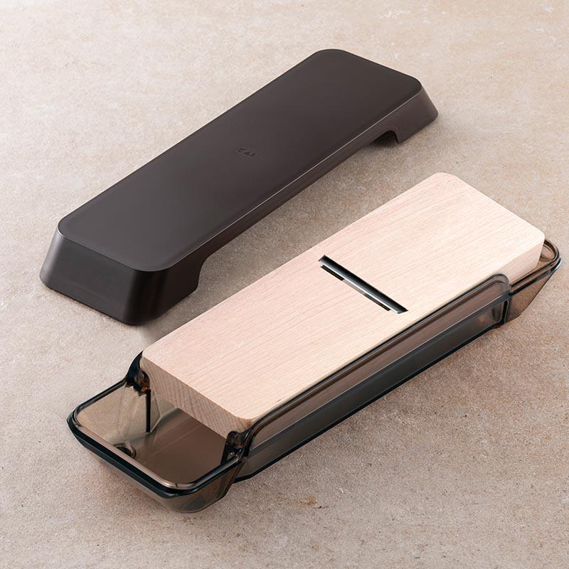 画像1: 鰹ぶしの手削りが習慣づく、使い勝手抜群の「鰹ぶし削り器」