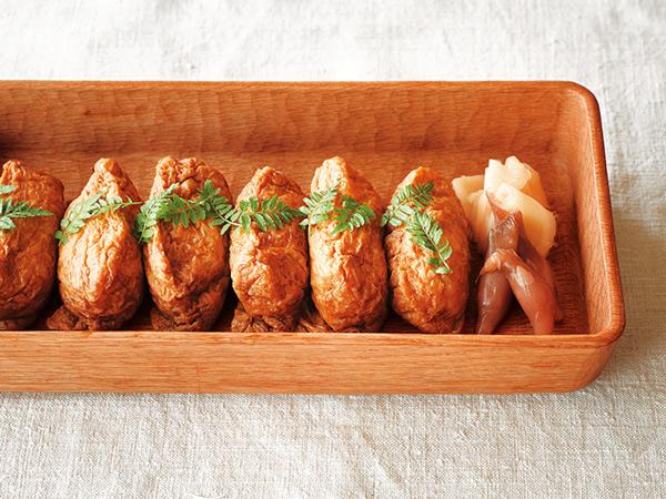 画像: いなり寿司のつくり方