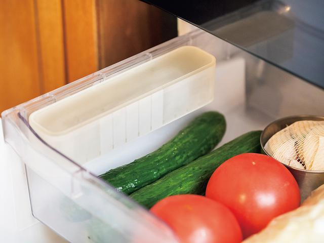 画像: 冷蔵庫内をきれいに保つ