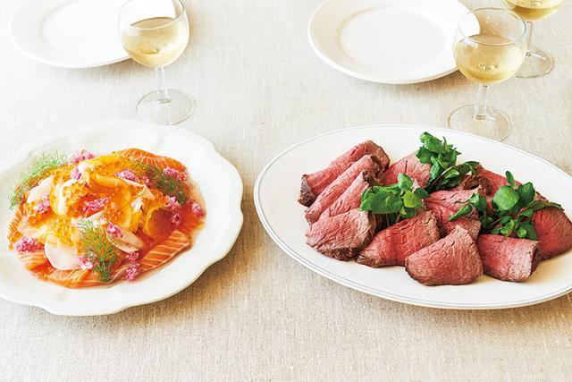 画像: 巻頭料理 飛田和緒さん 無理をしない年末年始の料理