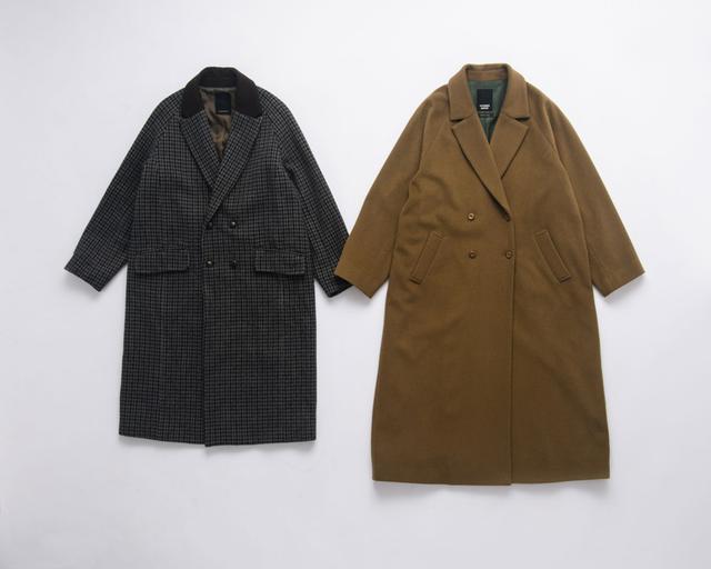 画像2: 一昨年(2018年)購入したコート