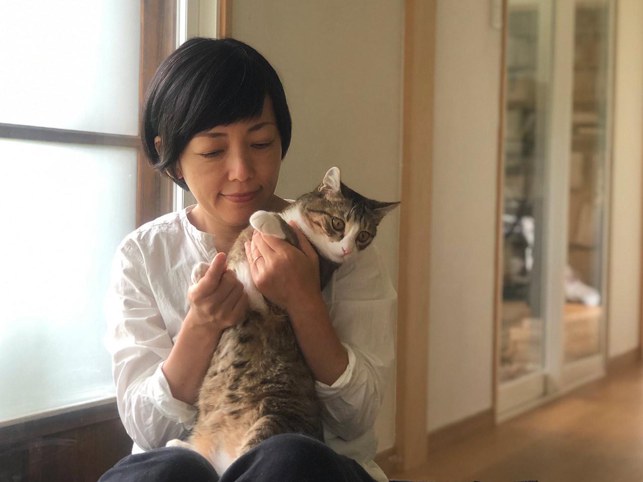 画像: 猫好きに贈るエッセイ「水と木」長谷川ちえ|猫と暮らす