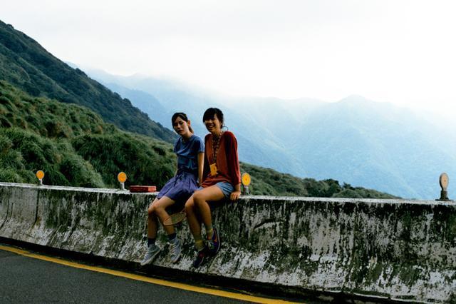 画像2: 陽明山国家公園へと続く道