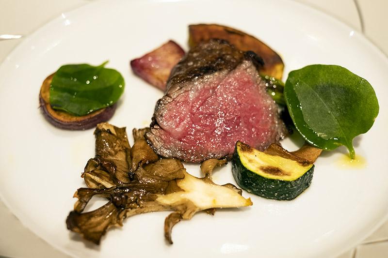 画像: 静岡産の黒毛和牛ランプ肉