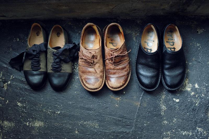 画像: おしゃれの基準は、1サイズ大きなペッタンコの靴に合うかどうか