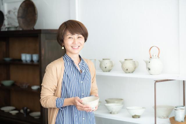画像: 笑顔がチャーミングな田辺さん。素敵な佇まいに憧れます