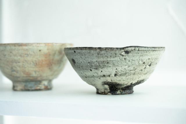 画像: 異なる表情を見せる一点ものの「碗」は人気の品。山田さんはまだ30代と若手ながら、その作品からは風格が漂います