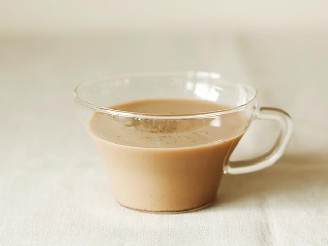 画像1: 咳や鼻づまりにおすすめ 黒こしょうの豆乳ホットチャイ
