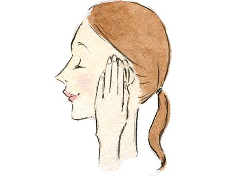 画像2: 耳のマッサージ