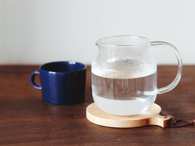 画像: 毎朝、白湯は欠かさない