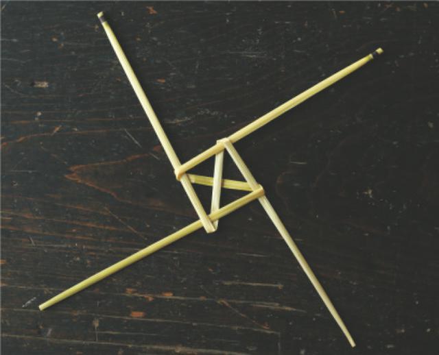 画像6: 星のオーナメントのつくり方