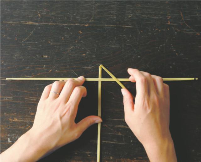 画像4: 星のオーナメントのつくり方