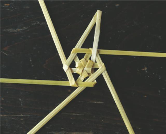 画像13: 星のオーナメントのつくり方