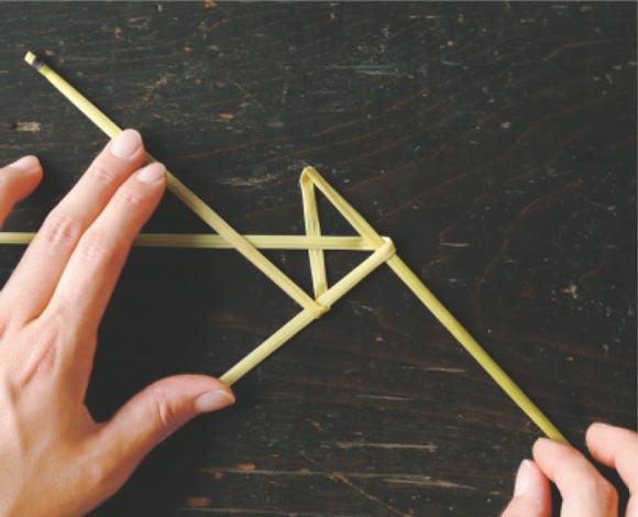 画像5: 星のオーナメントのつくり方