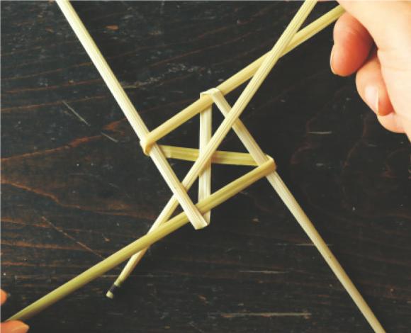 画像7: 星のオーナメントのつくり方