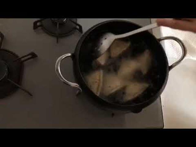 画像: サモサを揚げる|マバニ・マサコの本格スパイス料理|天然生活web youtu.be