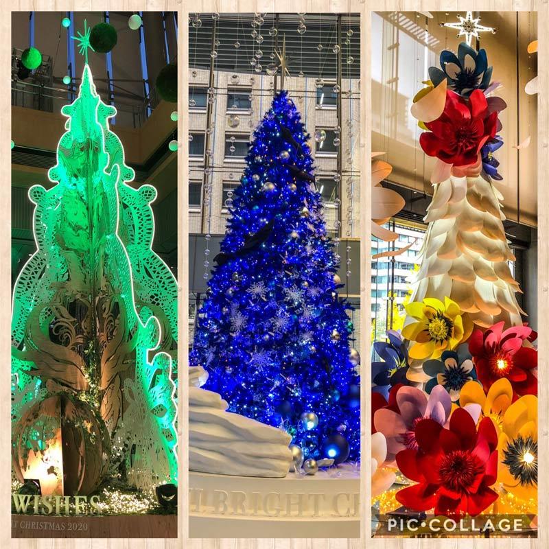 画像1: クリスマスは街がきらめく