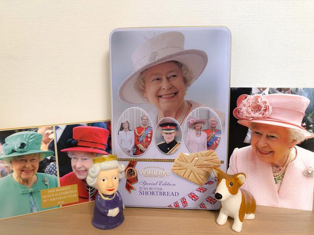 画像2: わが家にイギリス王室の風を……