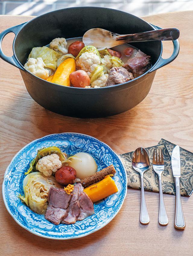 画像: ぶたと根菜のまかせ煮のつくり方