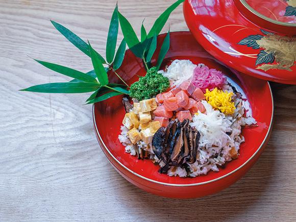 画像: ちらし寿司のつくり方