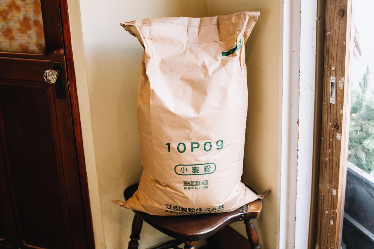 画像: 店のパンはすべて「10P09」だけでつくると決めているそう